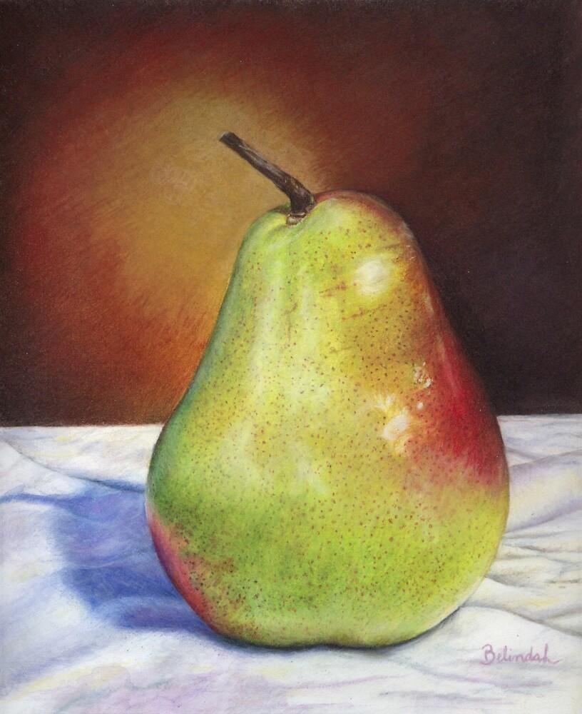 loney pear by Belinda Lindhardt
