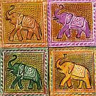 Four Little Elephants by Anni Morris