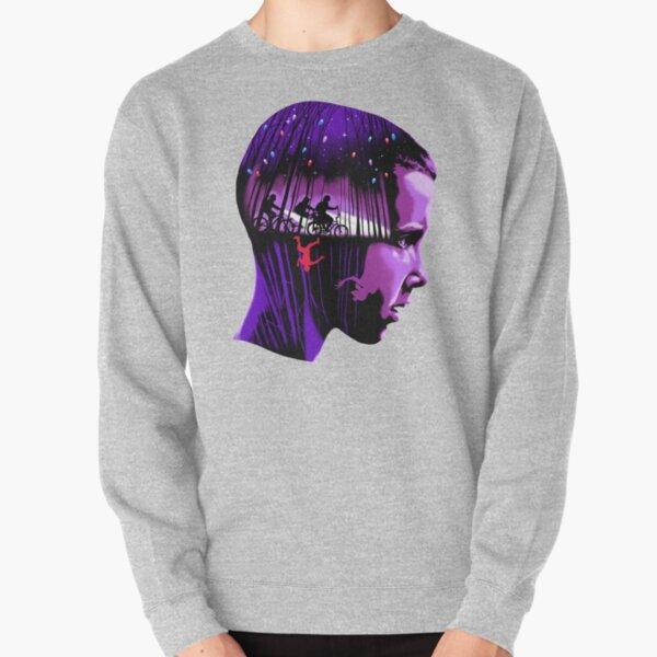 Stranger Things Eleven Pullover Sweatshirt