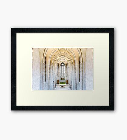 Trinity 5 Framed Print