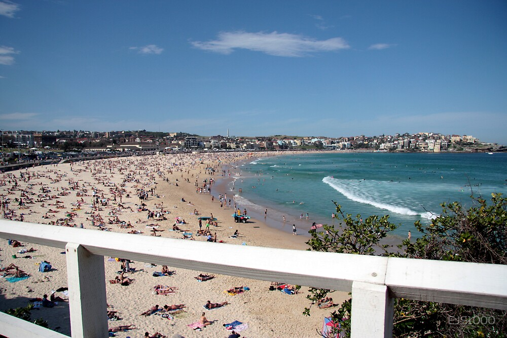 Bondi Beach by EJS1000
