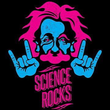Science Rocks by JRBERGER