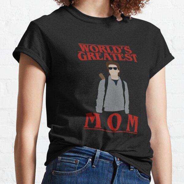 Steve Harrington - World's greatest mom Classic T-Shirt