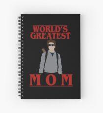 Cuaderno de espiral Steve Harrington: la madre más grande del mundo