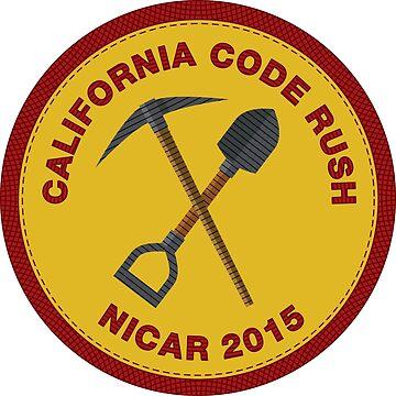 California Code Rush: NICAR 2015 by palewire