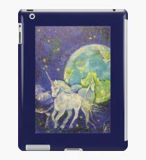 Einhorn alte Seele 2 iPad-Hülle & Skin