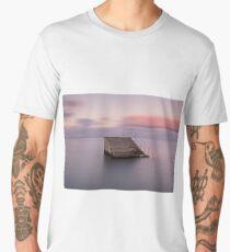 Stepping into the horizon Men's Premium T-Shirt