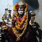 Durga, The Mother Goddess by Lidiya