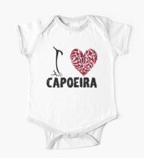 Capoeira T Shirt Design I Love Capoeira Kids Clothes