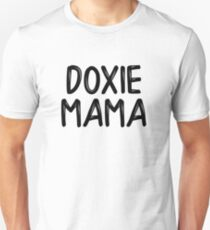 Doxie Mama - Gifts for Dachshund moms Unisex T-Shirt