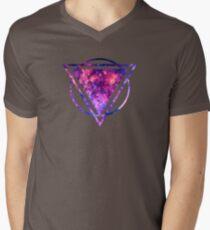 The center of the Universe (The Galactic Center Region ) Men's V-Neck T-Shirt