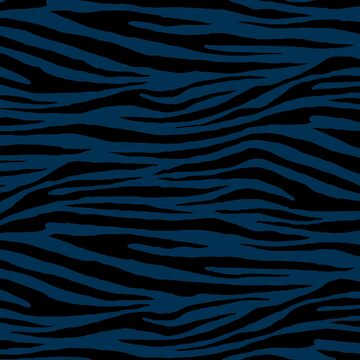 0551 Prussian Blue Tiger by DayColors