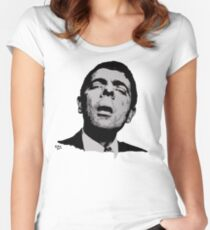 I see what you´re doing... Women's Fitted Scoop T-Shirt