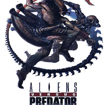 Alien VS Predator VS Terminator by ramox90