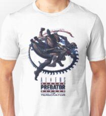 Alien VS Predator VS Terminator Unisex T-Shirt
