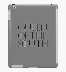 QUEEN OF THE SOUTH iPad Case/Skin