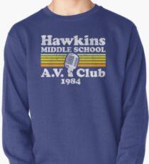 Hawkins Middle School A.V. Club Pullover