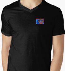 Blue Cat (small up) T-Shirt