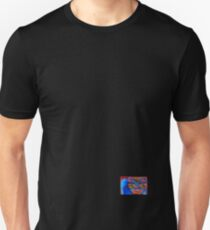 Blue Cat (small down) T-Shirt