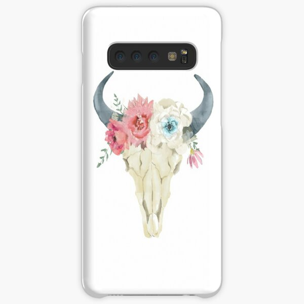 Stay Wild boho chic design  Samsung Galaxy Snap Case