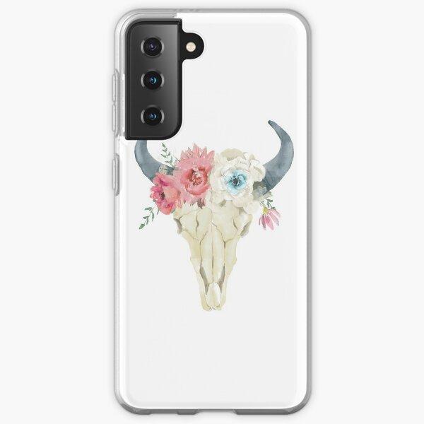 Stay Wild Boho Chic Design Samsung Galaxy Flexible Hülle