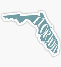 Pegatina Florida