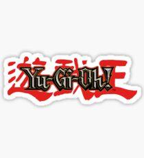 Yu Gi Oh! Sticker