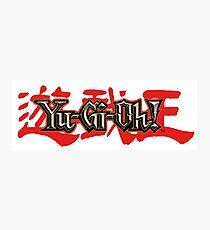 Yu Gi Oh! Photographic Print