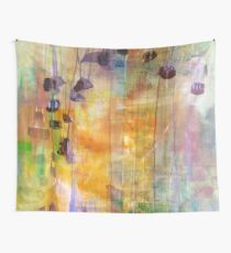 Drip World Wall Tapestry