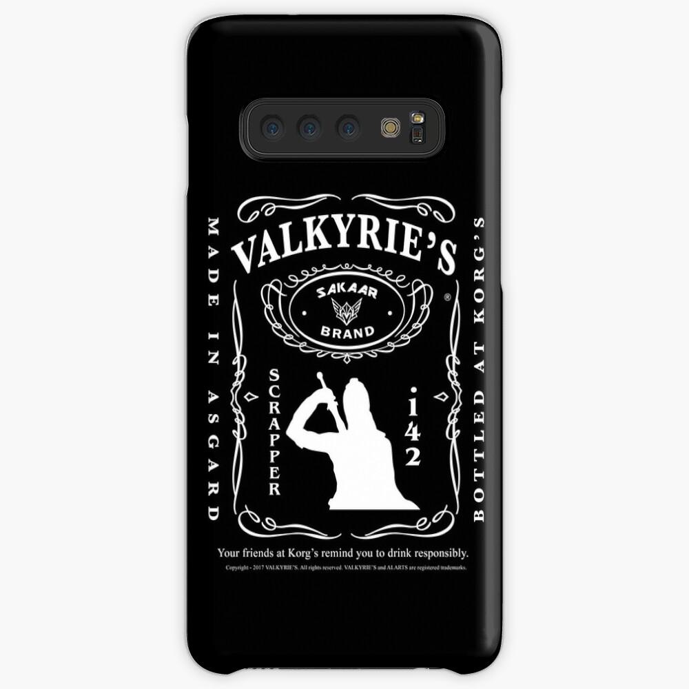 Valkyrie's Liquor - Embotellado en Korg's Funda y vinilo para Samsung Galaxy