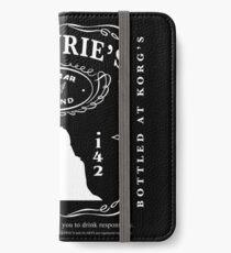 Valkyrie's Liquor - Bottled At Korg's iPhone Wallet/Case/Skin