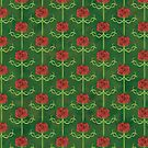 Spring Roses Pattern by Daniel Bevis