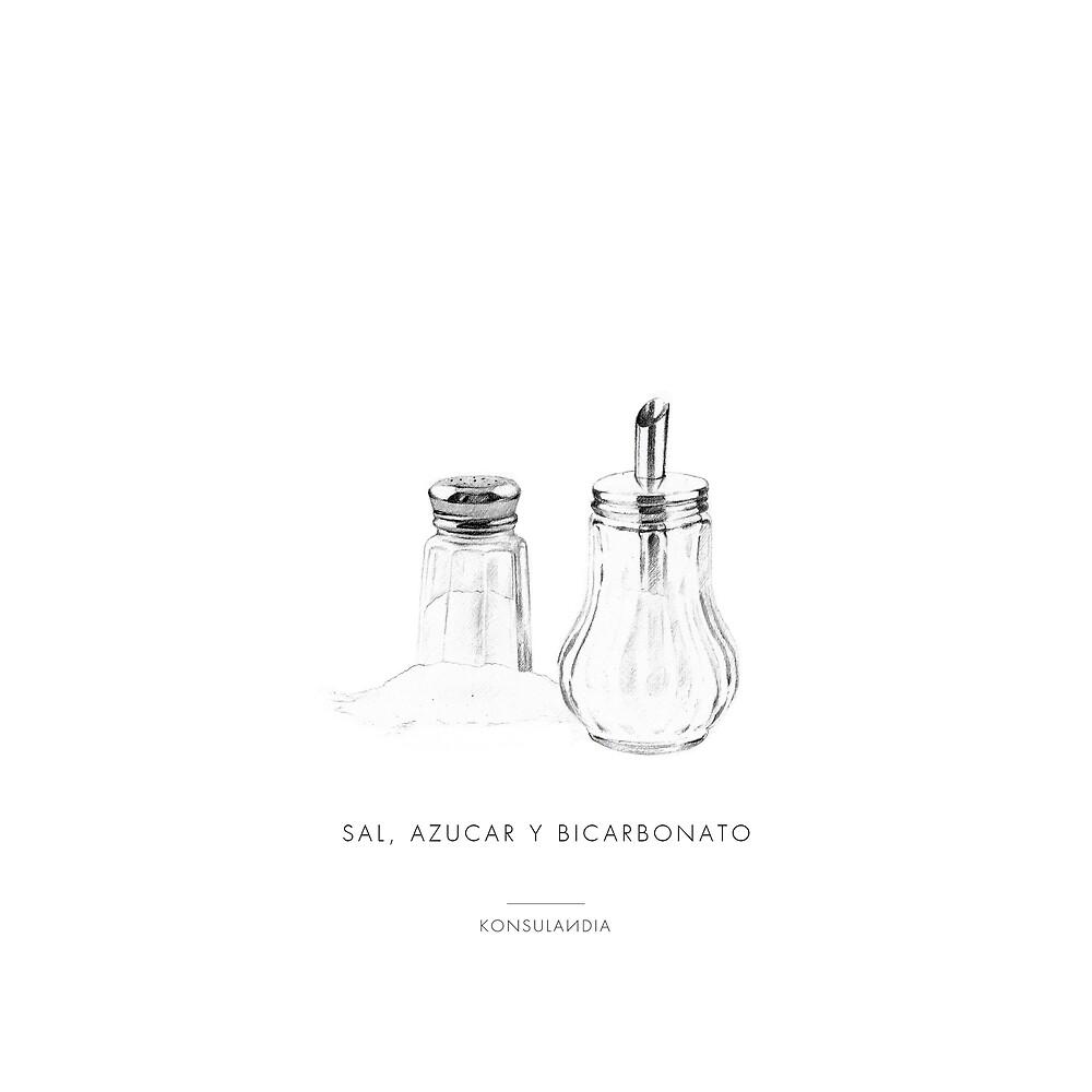 «Sal y azúcar» de konsulandia