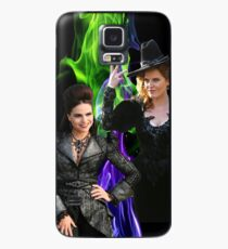 Sisters - Evil Queen and Zelena Case/Skin for Samsung Galaxy
