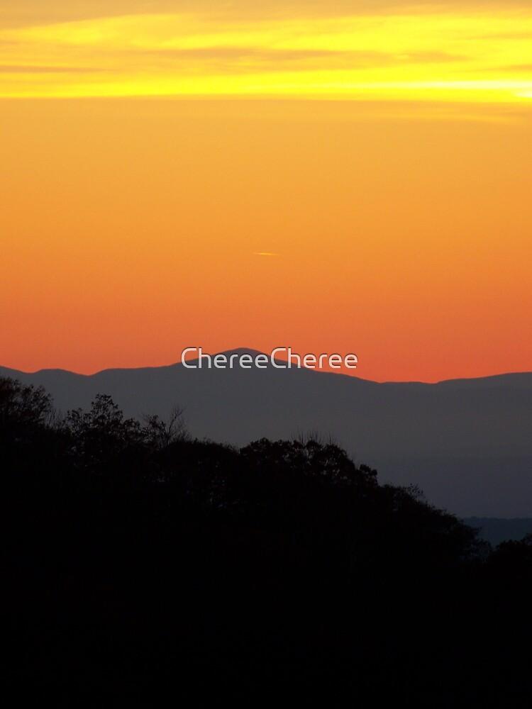 Heavenly View by ChereeCheree