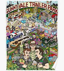 SUNNYVALE TRAILER PARK  Poster