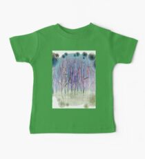 Light Blue Reeds-Available As Art Prints-Mugs,Cases,Duvets,T Shirts,Stickers,etc Baby Tee