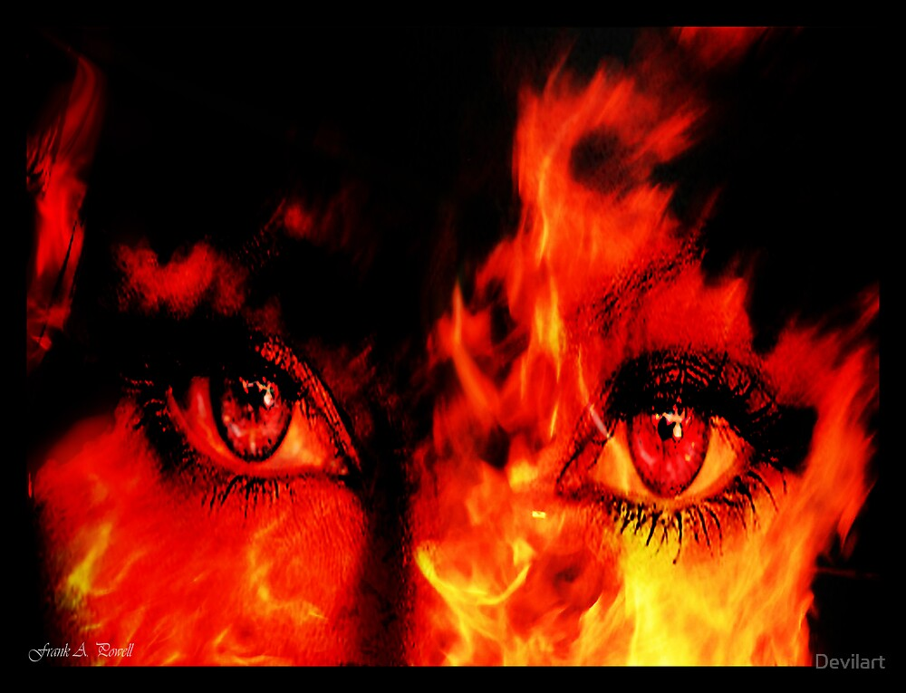 Burning Moment by Devilart