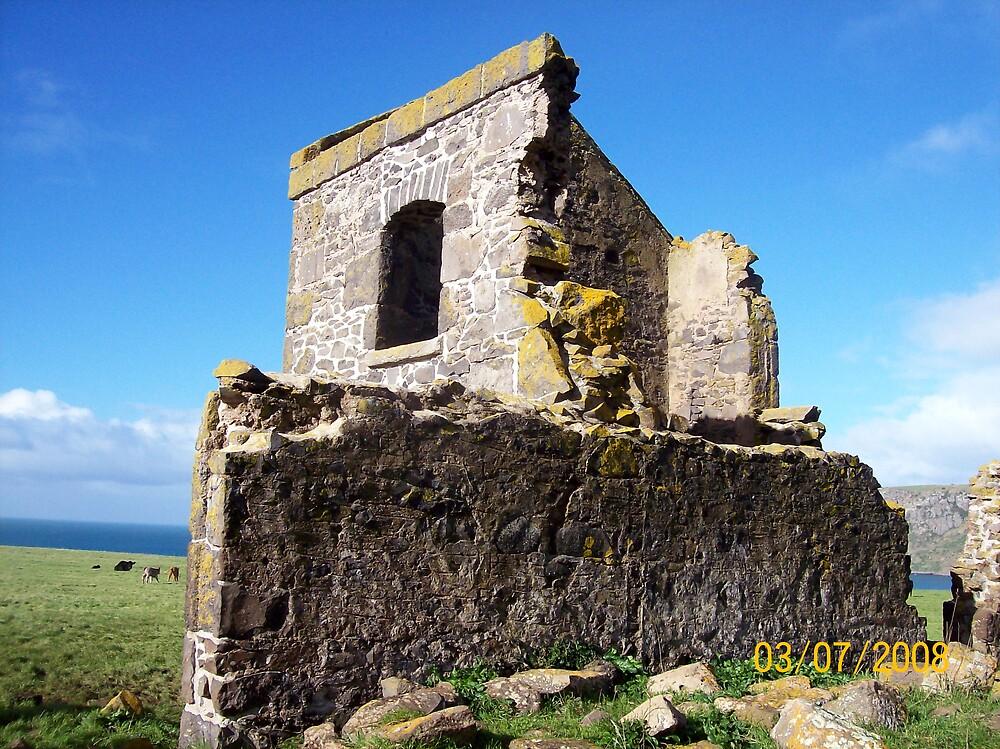 Ruins 3 by Cassie Hough