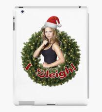 A Very Buffy Christmas iPad Case/Skin