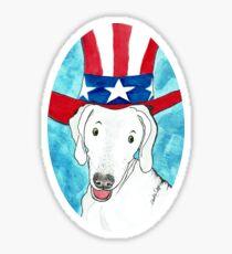 Patriot Sticker