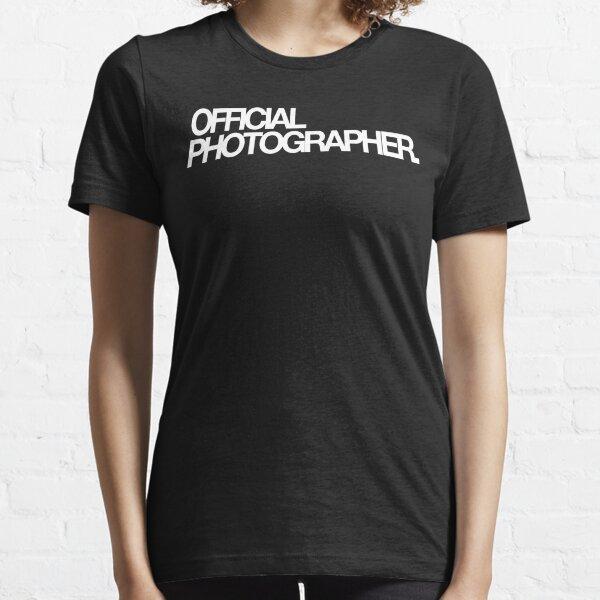 Official Photographer Essential T-Shirt