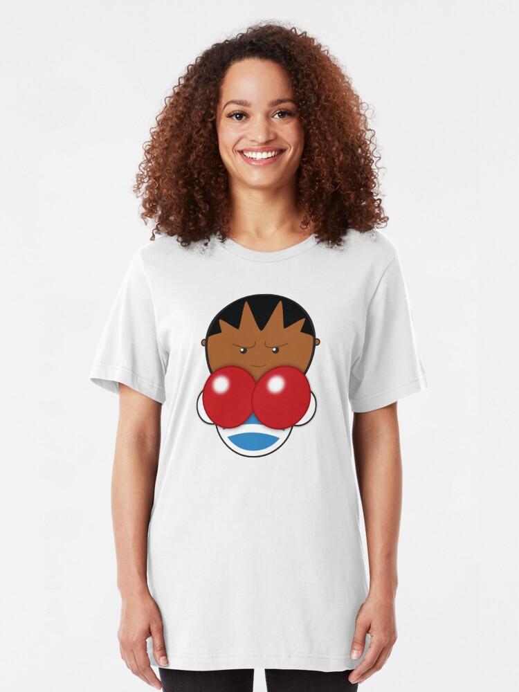 Alternate view of Balrog Slim Fit T-Shirt