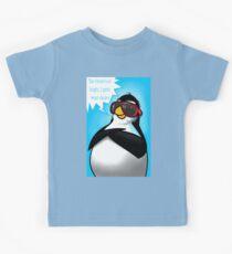 Penguin Fun - Cool Times Kids Tee