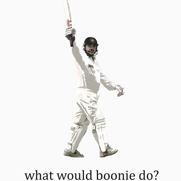 what would boonie do? by Chazzmingle