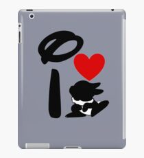 I Heart Thumper iPad Case/Skin
