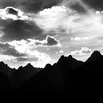 Grand Tetons by Gwright313