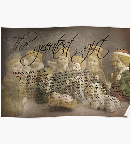 The Greatest Gift . . . Poster
