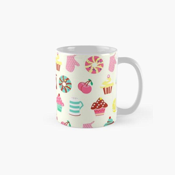 Cupcake Design  Classic Mug