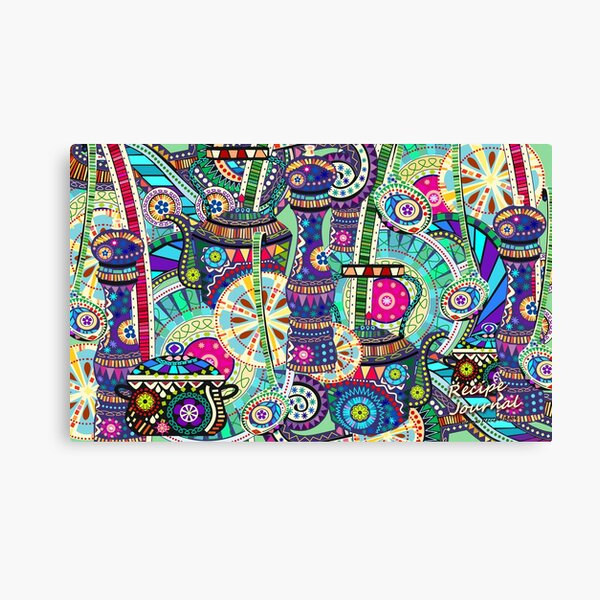Carnival Food  Canvas Print